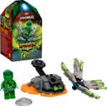 MediaMarkt LEGO 70687 Lloyds Spinjitzu-Kreisel Bauset, Mehrfarbig