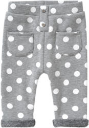 Baby Joggpants mit Punkte-Allover