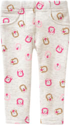Baby Thermo-Leggings mit Igel-Allover