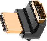 MediaMarkt HDMI 90°/W HDMI Adapter Winkel (W)