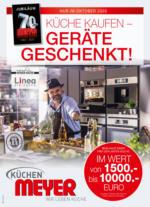 Küche kaufen – Geräte geschenkt!