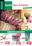 BayWa Bau- & Gartenmärkte Wochenangebote - bis 03.10.2020