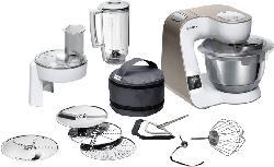 Bosch MUM Küchenmaschine mit integrierter Waage