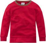 Ernsting's family Kinder Sweatshirt mit Regenbogen-Bündchen