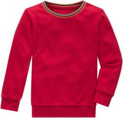 Kinder Sweatshirt mit Regenbogen-Bündchen (Nur online)