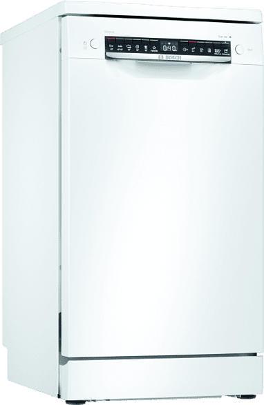 Freistehender Geschirrspüler, 45 cm, Weiß SPS4HKW53E