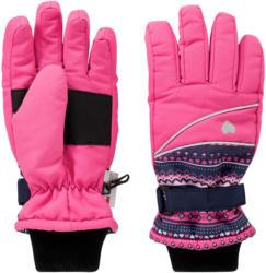 Mädchen Handschuhe mit Norweger-Muster (Nur online)
