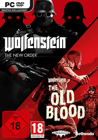 Wolfenstein The New Order & The Old Blood [PC]