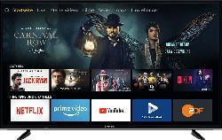 GRUNDIG 43GUB7062 FIRE TV EDITION LED TV (Flat, 43 Zoll/108 cm, UHD 4K, SMART TV, Fire TV Experience)