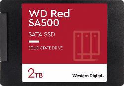 WD Red™  SA500 SATA, 2 TB SSD, 2.5 Zoll, intern