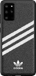 ADIDAS ORIGINALS 38620 , Backcover, Samsung, Galaxy S20+, 50 % Polyurethan, 25 %  Thermoplastisches Polyurethan, 25 % Polycarbonat, Schwarz/Weiß