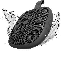 FRESH N REBEL Rockbox Bold Xs Bluetooth-Lautsprecher, Dunkelgrau