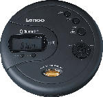 MediaMarkt LENCO CD-300 CD-Player Schwarz