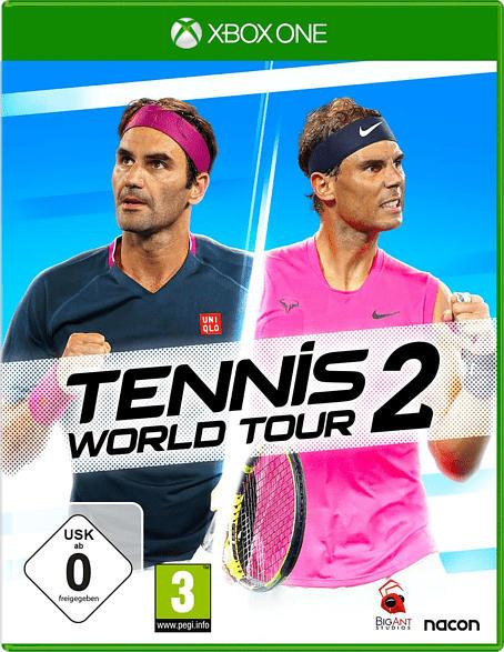 Tennis World Tour 2 [Xbox One]