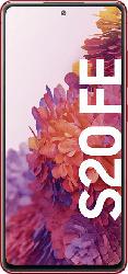 SAMSUNG Galaxy S20 FE 128 GB Cloud Red Dual SIM