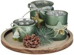 Teelichthalter-Set Barbara