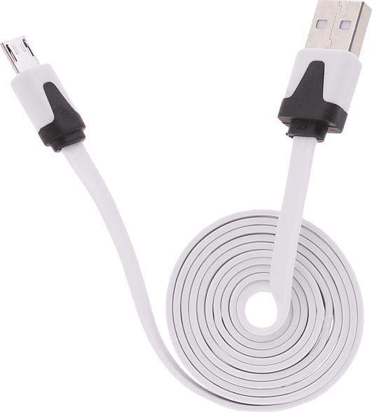 V-DESIGN VM 827, USB Kabel, Weiss