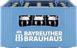 Bayreuther Hell 20 x 0,33 Liter, jeder Kasten