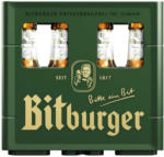 real Bitburger Pils oder 0,0 Alkoholfrei 12 x 0,33 Liter. jeder Kasten - bis 03.10.2020