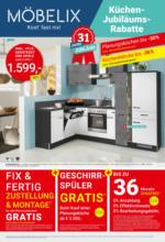 Küchen-Jubiläums-Rabatte