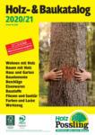 Holz Possling Holz- & Baukatalog - bis 30.11.2020
