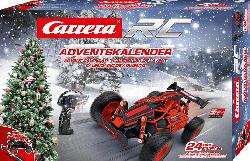 CARRERA RC Carrera RC Advent Calendar - 2,4 GHz Car Adventkalender, Mehrfarbig