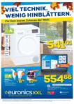 EURONICS XXL Varel GmbH Viel Technik. Wenig hinblättern! - bis 07.10.2020