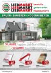 Hagebau Lieb Markt Jubiläumsflugblatt 50 Jahre Baustoffkompetenz - gültig bis 31.10. - bis 31.10.2020
