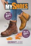 MyShoes GmbH MyShoes Flugblatt - bis 13.10.2020