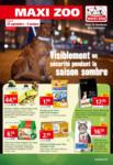 Fressnapf | Maxi Zoo Offres Maxi Zoo - bis 05.10.2020