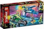 OTTO'S Les bolides de Jay et Lloyd Lego Ninjago 71709 -