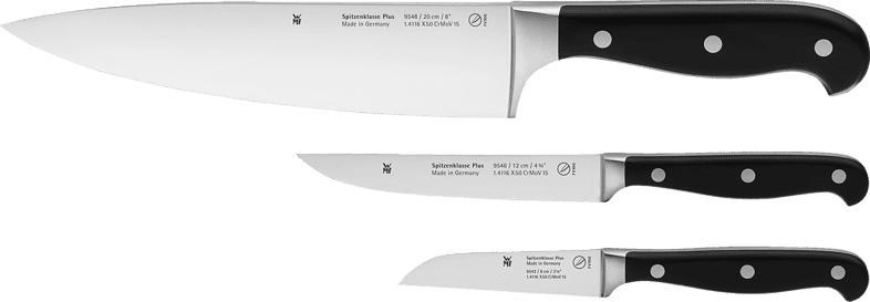 WMF 18.9475.9992 Spitzenklasse Plus 3-tlg. Messer-Set