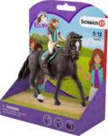 MediaMarkt SCHLEICH HC Horse Club Lisa & Storm Spielfigurenset, Mehrfarbig