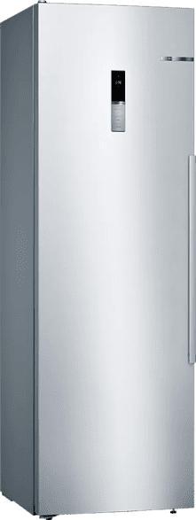 Freistehender Kühlschrank Edelstahl (mit Antifingerprint) KSV36BIEP