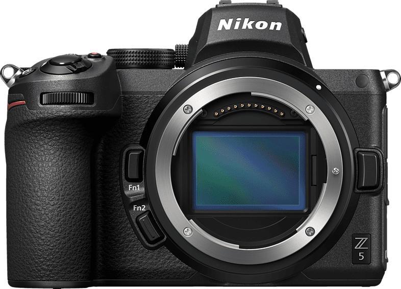 NIKON Z 5 Body Systemkamera 24.3 Megapixel  , 8 cm Display   Touchscreen, WLAN