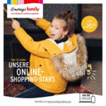 Ernsting's family Unsere Online-Shopping Stars - bis 08.10.2020