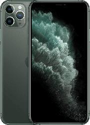 APPLE iPhone 11 Pro Max 256 GB Nachtgrün Dual SIM