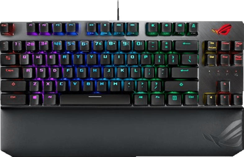 ASUS ROG STRIX SCOPE TKL DLX MX-SRD, Gaming-Tastatur