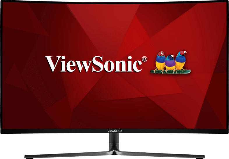 VIEWSONIC VX3258-2KPC-MHD 31.5 Zoll WQHD Monitor (1 ms Reaktionszeit, FreeSync, 144 Hz)