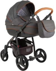 Kinderwagenset Neonex Alfa B: 78 cm Grau