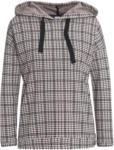 Ernsting's family Damen Sweatshirt im Karo-Look (Nur online)