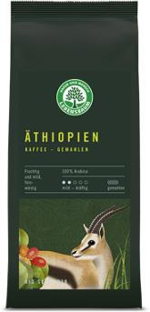 Äthiopien Yirgacheffe Kaffee, gemahlen