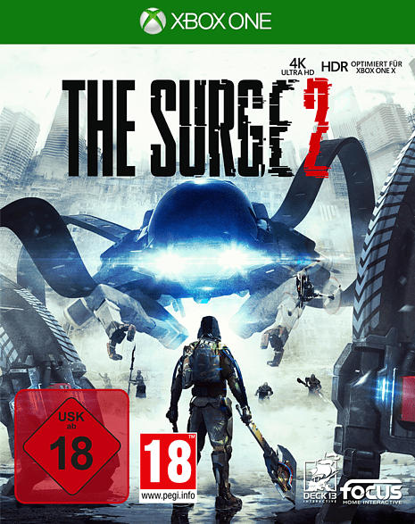 The Surge 2 [Xbox One]