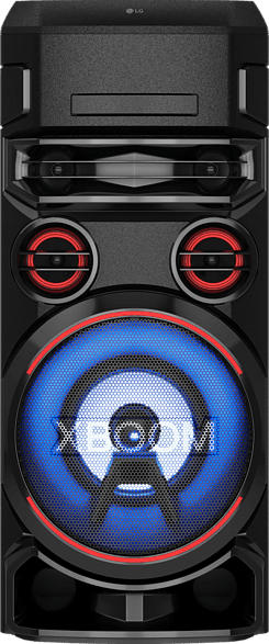 LG XBOOM ON7 Party Lautsprecher Schwarz