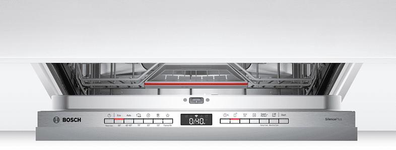 BOSCH SMH4HCX48E Serie 4 Geschirrspüler (vollintegrierbar, 598 mm breit, 44 dB (A), A++)