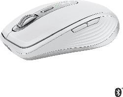 LOGITECH MX Anywhere 3 für Mac ergonomische kabellose Maus, Space Grey