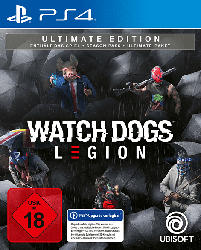 Watch Dogs: Legion (Ultimate Edition) [PlayStation 4]