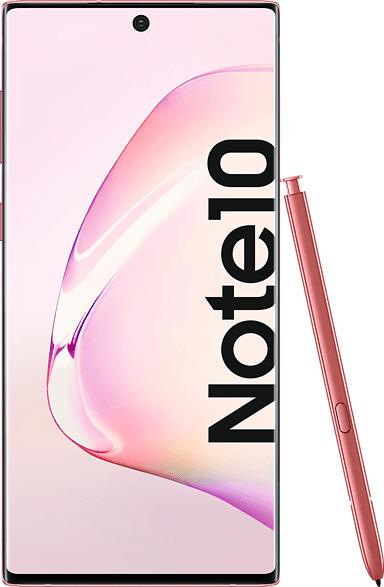 SAMSUNG Galaxy Note10 256 GB Aura Pink Dual SIM