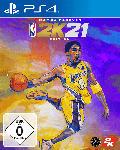 MediaMarkt NBA 2K21 Mamba Forever Edition [PlayStation 4]