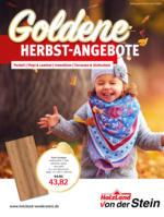 Goldene Herbst Angebote